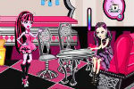 Draculaurin Restoran – Monster High