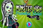 Napravi Frizuru Frankie Stein – Monster High Igre