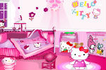 Dekoriraj Hello Kitty Sobu – Hello Kitty Igre
