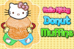 Napravi Hello Kitty Muffine – Hello Kitty Igre Kuhanja