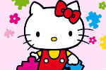 Hello Kitty Set Online Puzzli