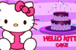 Dekoriraj Hello Kitty Tortu – Hello Kitty Igre