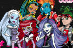 Monster High Bojanke