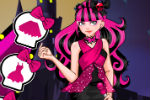 Draculaura Oblačenje – Monster High Igre