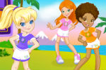 Polly Pocket Sportska Igra