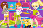 Polly Pocket i Udomljavanje Životinja – Polly Pocket Igre